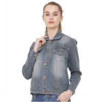 Java Seven Jeans Point Ultimate Jaket Denim Wanita JPU789