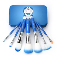 Doraemon Brush Make Up 7 in 1/Kuas Make Up Doraemon