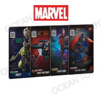 5DX Featuring Marvel Kartu Game Augmented Reality