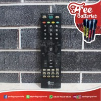 Remot Remote TV LG LCD LED AKB73655805 Ori Original Asli