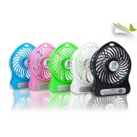 Portable Lithium Battery Fan Super Big Wind | Kipas Angin Portable dgn Battery Lithium