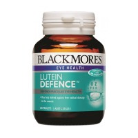 Blackmores Lutein Defence 60 Tabs Exp April 2020