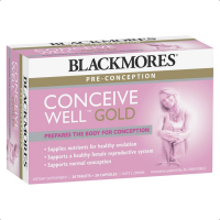 Blackmores Conceive Well Gold 56 Tabs Exp Juni 2020