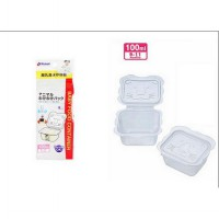 Richell Animal Baby Food Container 100ml (isi 8pcs)