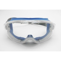 Safety Goggle Wide View 510 (Impact proof) Clear Lens