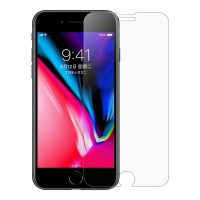 Vivan Tempered Glass Anti Radiasi Full Cover 2.5D iPhone 6/7/8 - Clear
