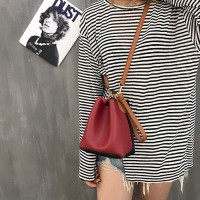 Messenger Bag Bucket Shoulder Bag Tas Serut