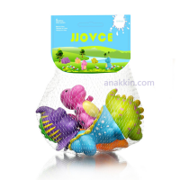 JJ Ovce Bathtime Water Squirters / mainan air / mainan mandi / mainan baby spa / mainan anti air / boneka air