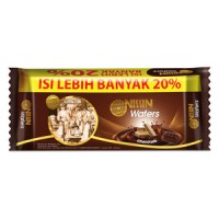 Nissin Wafers Chocolate 145gr