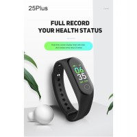 SmartBand TLW 25Plus Original 100% smartwatch support Android dan iOs
