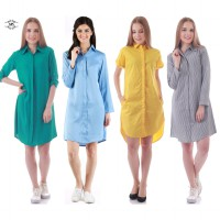 Best Seller Collections / Trend Items / Shirt Dress / 4 Model / Good Quality!