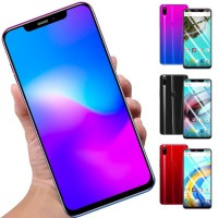 Telepon Pintar X21 Smart Mobile Phone Android V8.1 Eight-Code 4+64GB 4G LTE 2 SIM Dual Lens Hot