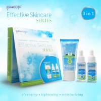 Qiansoto Effective Skincare Series' 3 in 1