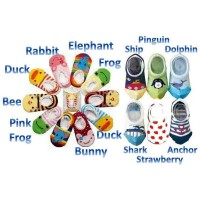 Foot Cover Animal - Kaus Kaki Anti Selip