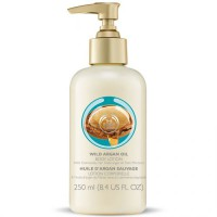 THE BODY SHOP WILD ARGAN OIL BODY LOTION 250ML
