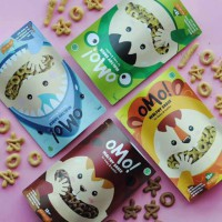 Omo Healthy Snack Toddler 75gr - Original