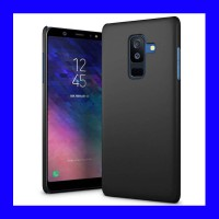 Samsung Galaxy A6 Plus 2018 - Rubberized Hard Case Casing Cover