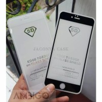Tempered Ambigo Tempered Glass 5D Iphone 6 Plus Full Cover