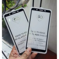 Tempered Glass Ambigo Tempered Glass 5D Vivo Y71 Full Cover