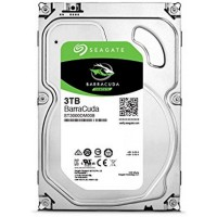 HDD Internal / Hard Disk Internal SEAGATE BarraCuda 3 TB - RESMI