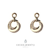 Cocoa Jewelry Anting Starry Night