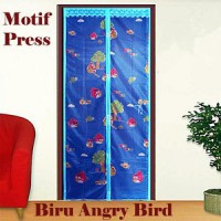 NEW TIRAI PINTU MAGNET ANGRY BIRD magnetic curtain