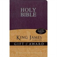 Gift & Award Bible-KJV (Hardcover)