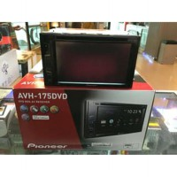 tv/double din pioneer AVH-175DVD