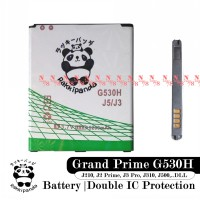 Baterai Rakkipanda For Samsung Galaxy Grand Prime G530H Double IC Protection