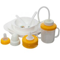 Pigeon Feeding Set W/ Training Cup - PR050302