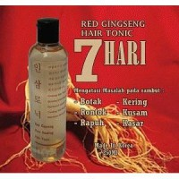 Red Ginseng Pure Healing Hair Tonic