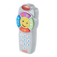 FP141 Fisher Price Laugh & Learn Click N Learn Remote Original Item