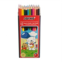 PENSIL WARNA DUS 12 WARNA JOYKO