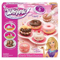 WHIPPLE CREME FILLED CREATIONS TEWP604186 Mainan Anak Perempuan