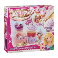 WHIPPLE DOUBLE CREME DESSERT SET Bluberry Vanilla TEWP781895 Mainan Anak Perempuan