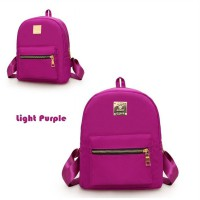 Compact Style Backpack   Tas Ransel - VS114