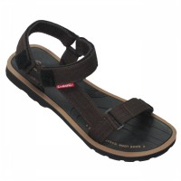 CARVIL SANDAL GUNUNG MEN FEARLESS GM BLACK BROWN