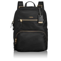 TUMI VOYAGEUR 0484758D woman Halle Backpack Black
