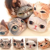 Bantal Kucing Model Baru (New Design)