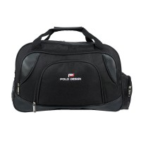 Polo Design Travel Bag HI-803 Black
