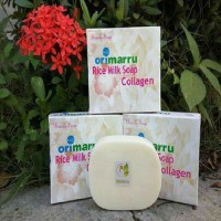 Orimarru Sabun Beras Plus Collagen