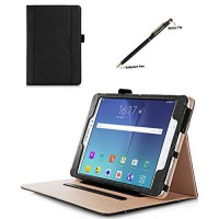 [holiczone] ProCase Samsung Galaxy Tab A 8.0 Case - Standing Cover Folio Case for 2015 Gal/66188