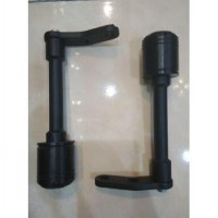 L.I.M.I.T.E.D frame slider z250|pelindung body z250|slider body z250|anti crash z250