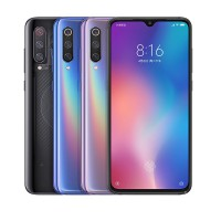 XIAOMI MI 9 128GB RAM 8GB 48MP - Original - violet , Blue, Black - Mi9 - ORIGINAL XIAOMI