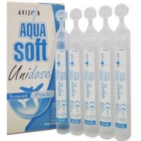 Cairan Softlens Aqua Soft Unidose 5x10ml