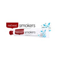 Red Seal Smokers Toothpaste 100g Exp Des 2019