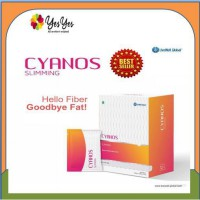 Cyanos slimming best seller 15scahet - cynos slimming original