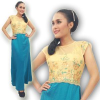 Kebaya Modern-ELV05-DRESS-02-gold