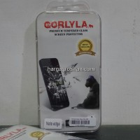 Anti Gores Kaca / Tempered Glass Samsung Note Edge Full Body
