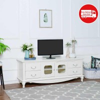 THE OLIVE HOUSE - LEMARI TV CABINET QUEEN ANNE